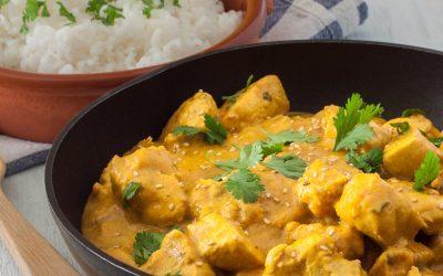 Pollo al Curry, la ricetta